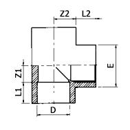 ABS-threaded-tee-90-Diagram