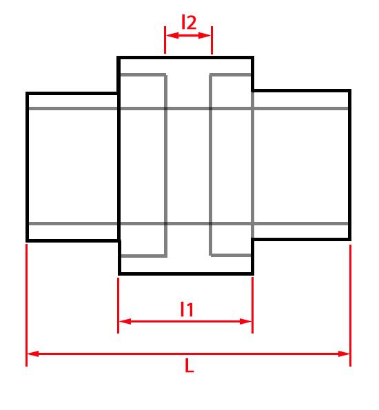 PLX Double Spigot Anchor
