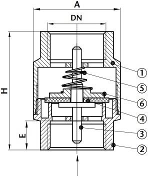 alb-spring-check-valve-art66