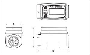 gpi-A1-Nylon-flow-meter-diagram