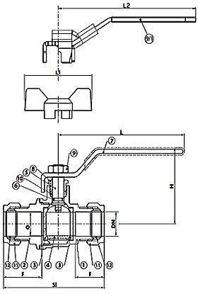 7 3 Up Pipe Diagram