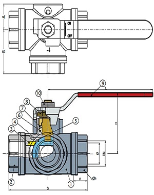 albion-ballvalve-art70-71-diagram