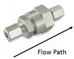 Non Return Valve Flow Diagram