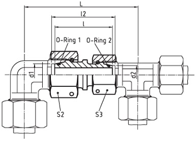 Reducing Coupling Adjustable
