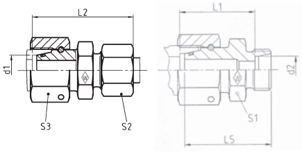 Reducing Insert Coupling