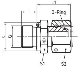 Standpipe Adaptor BSPP