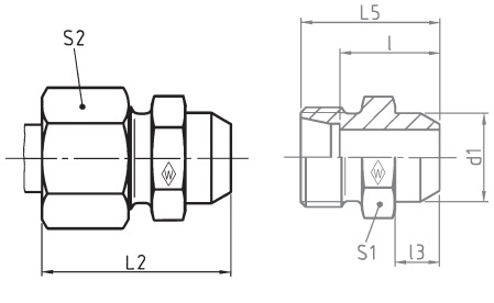 Welding Coupling Bosses