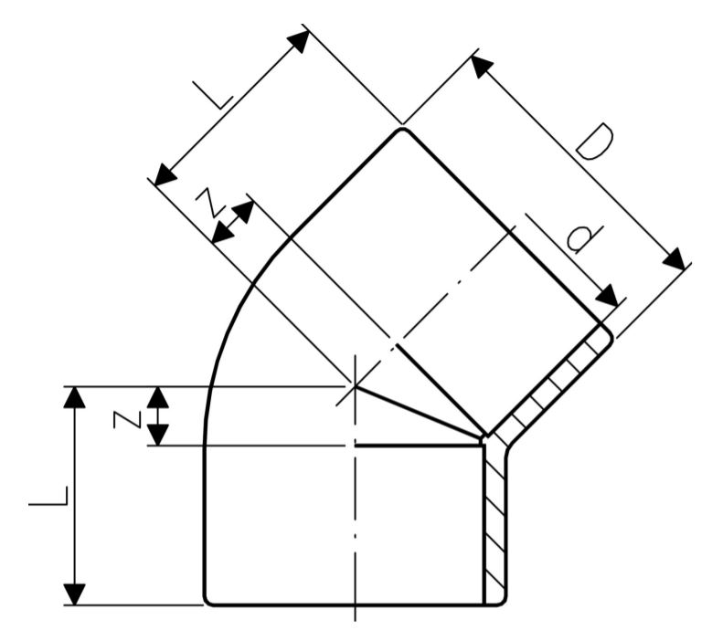 GF-elbow-45-diagram