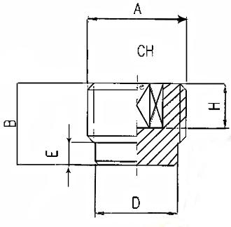 km-npba-male-plugs-bspp-diagram