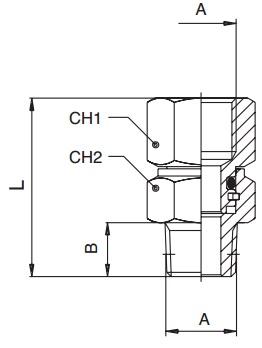 km-npba-swivel-connectors-bspt-diagram