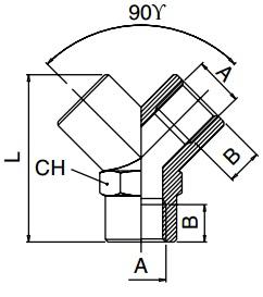km-npba-y-connector-diagram