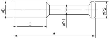 plug tube x tube 16bar