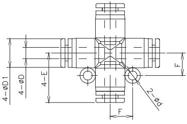 crosses tube x tube