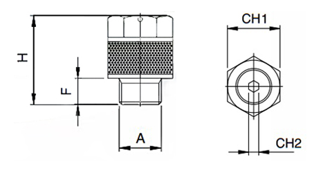 KM-Silencer-Plastic-restrictor-exhaust-regulator-combined