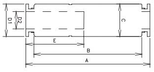 tube x tube stop valve