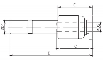 tube x stem connector