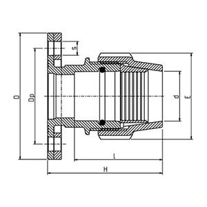 flange adaptor