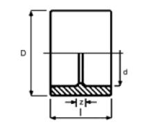 PPh socket plain diagram