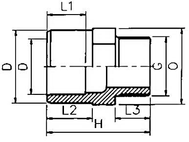 PVC-Adaptor-Female-x-male-Plain-Thread
