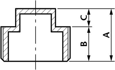Square Head Plug - Stainless Steel Fittings